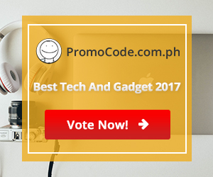 Banners for Tech & Gadgets Blog Award 2017