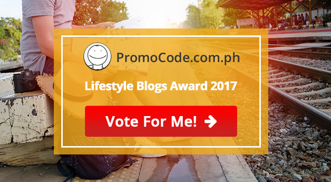 Lifestyle Blogs Award 2017