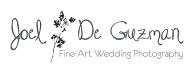 Joel De Guzman Fine Art wedding Photography