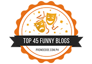 Banners for Top 45 Funny Blogs