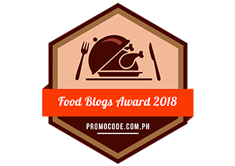 Food Blogs Award 2018