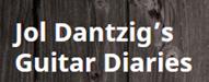 guitardiaries.dantzig.com