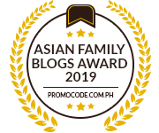 Banners For Asian Family Blogs Award 2019