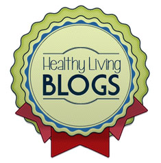 Best Health and Fitness Blogs Award 2019 @healthylivingblogs