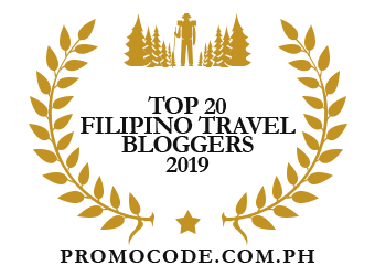 Banners for Top 20 Filipino Travel Bloggers 2019